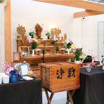 本館 祭壇