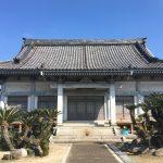 ペット葬儀 定例法要会が開催される吉塚の明光寺の外観